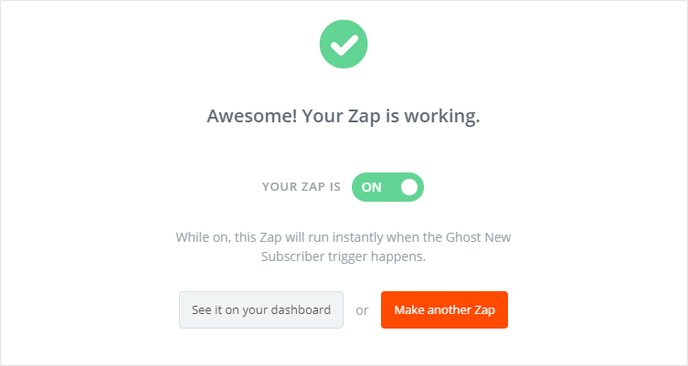 zapier-zap-working